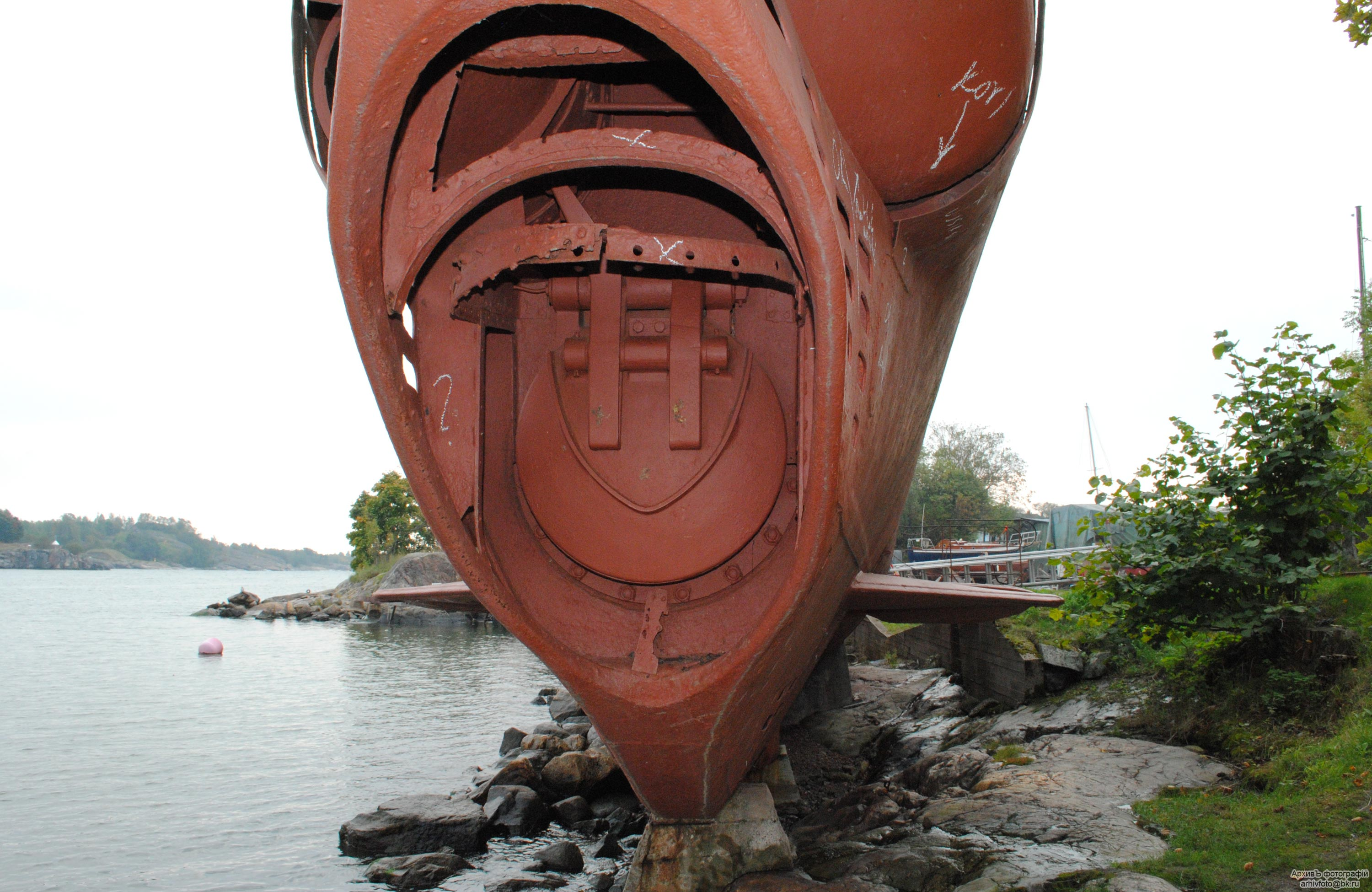 финская подводная лодка весикко